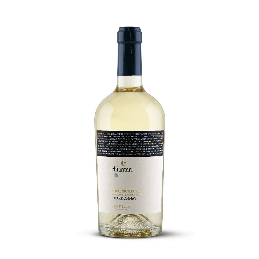 Chiantari Chardonnay Terre Siciliane IGP 2019 75cl -