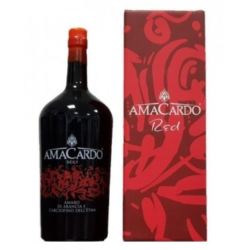 copy of Amaro of blood orange and wild artichoke from Etna 50cl -
