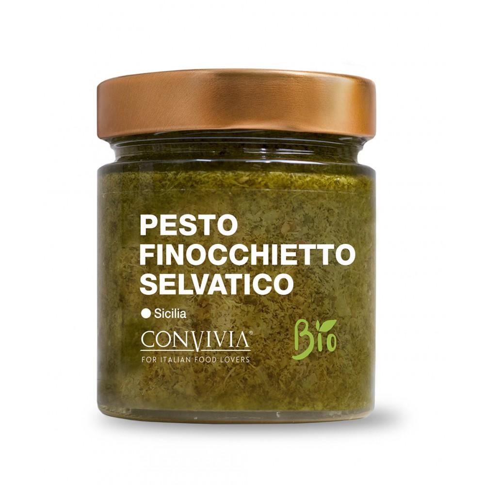 Pesto finocchietto selvatico Bio 190g