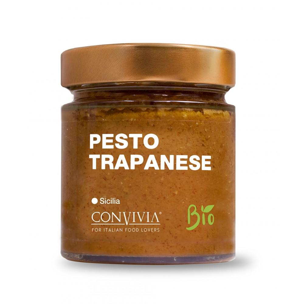 Pesto trapanese Bio 190g