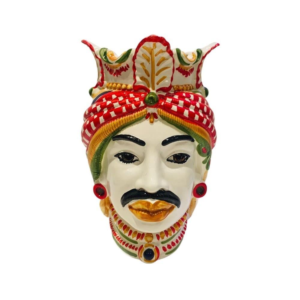 Head of Moor Man