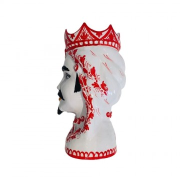 Moor's head right side