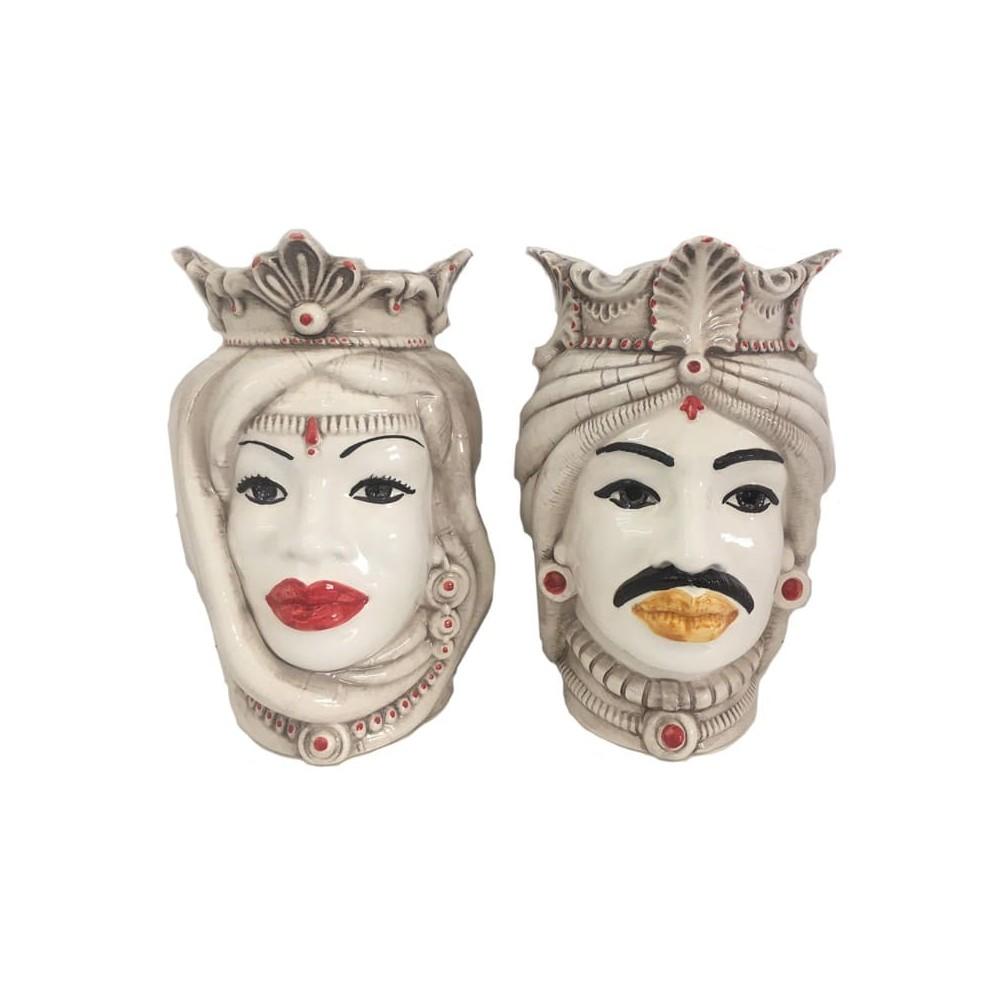 Moor heads couple