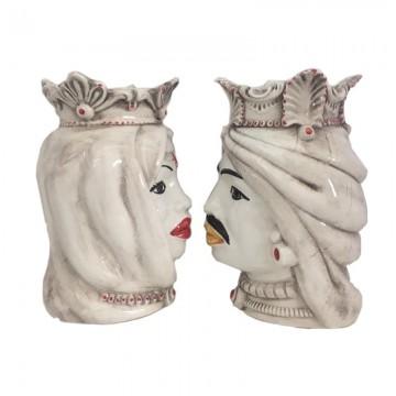 Modern Moor heads