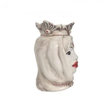 Head of Moor Woman right profile