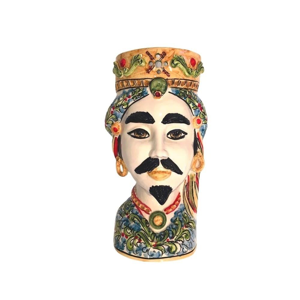Sicilian Moor's head