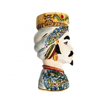 Sicilian Moor's head DX