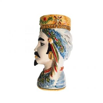 Sicilian Moor's head SX