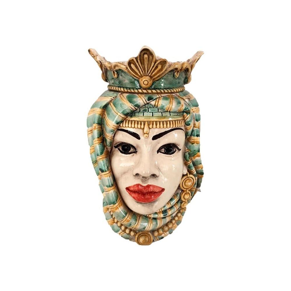 Sicilian Woman Moor's Head
