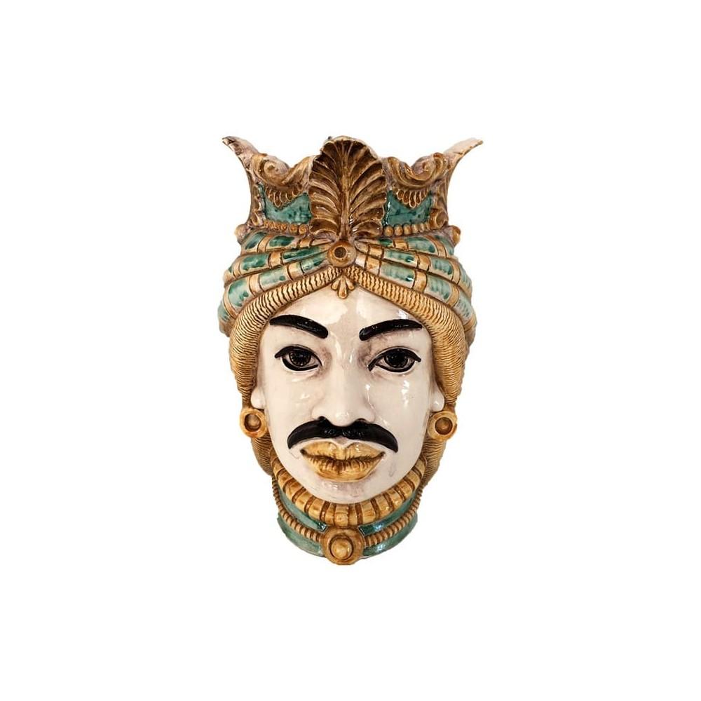 Sicilian Moor's Head Man