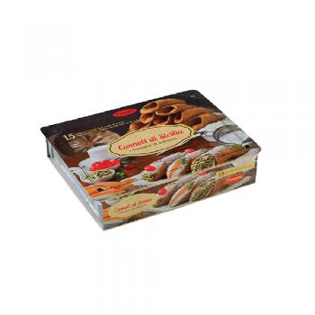 Cialde per cannoli Siciliani Medi 250 g -