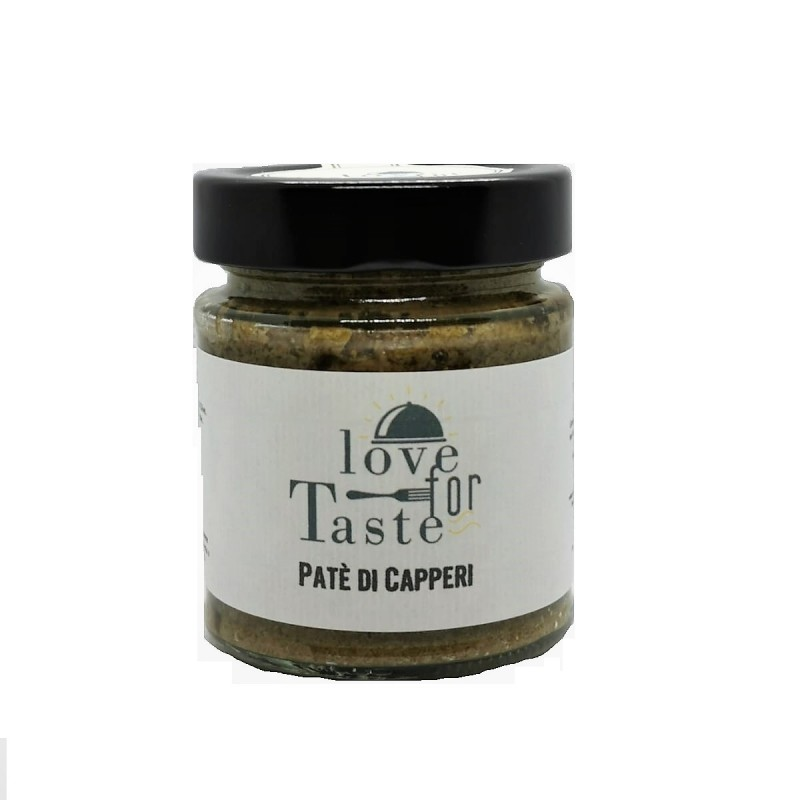 Capers pate 180g -