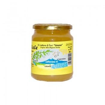 Lemon flowers honey 250g-