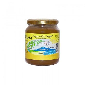 Eucalyptus flowers honey 250g-
