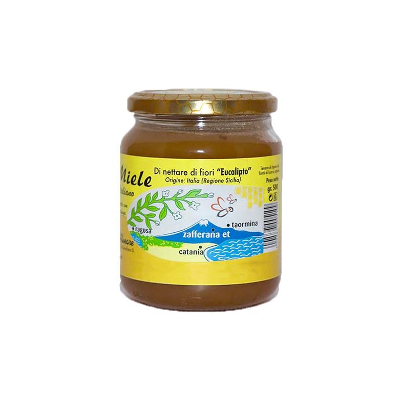 Miele fior d'Eucalipto 250g-