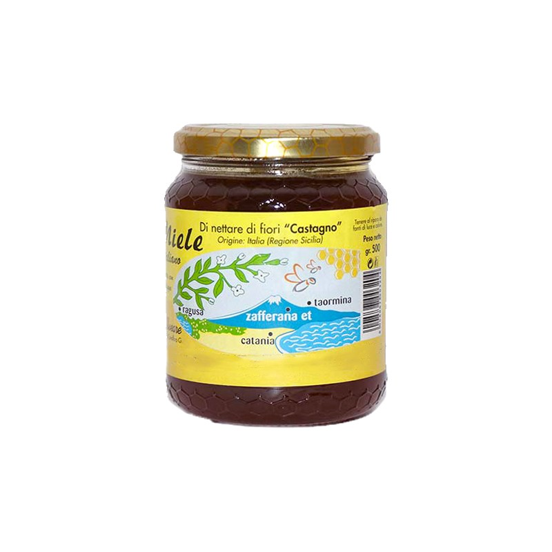 Chestnut flower honey 250g-