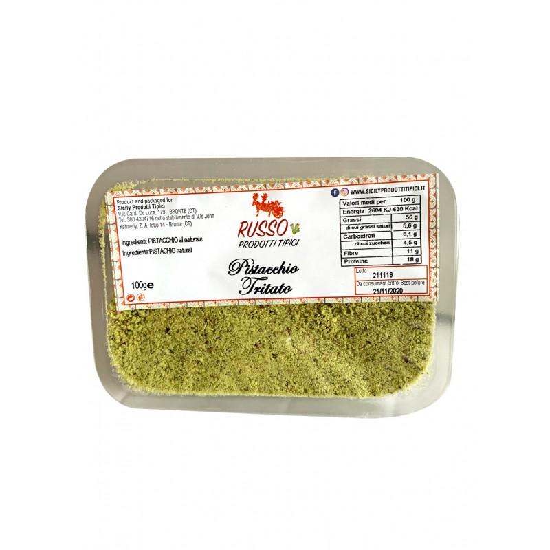 Chopped pistachio 100g -
