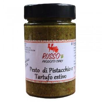 Pistachio and Summer Truffle Pesto 190g
