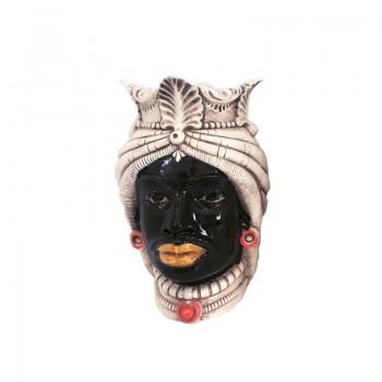 African Moor's Head