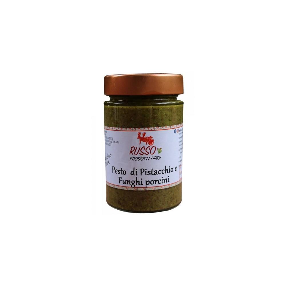 Pistachio and Porcini Mushroom Pesto 190g -