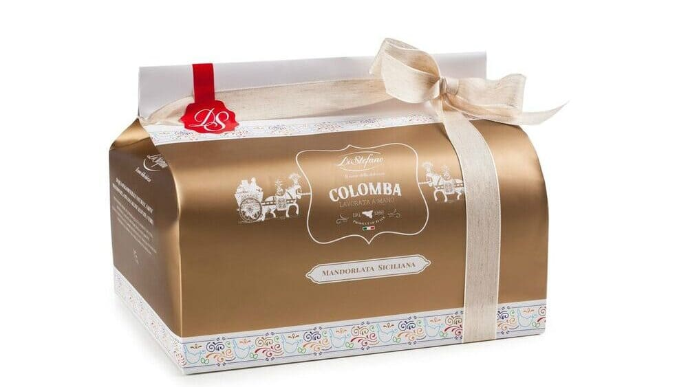 colomba alle mandrole